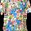 Thumbnail: Camisa estampada modelo RAMAS COLORES