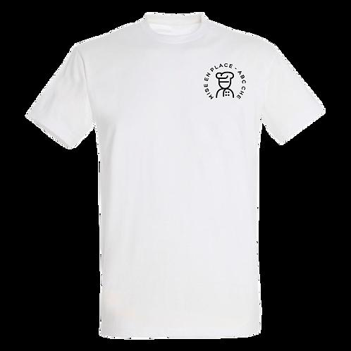 Camiseta Mise en Place
