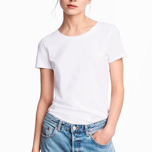 Camiseta clásica mujer