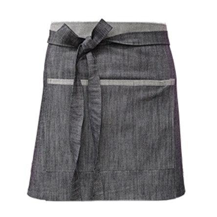 Delantal corto jean