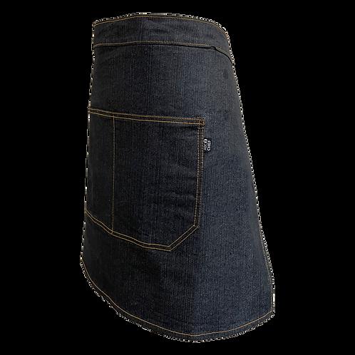 Delantal de jean cortito