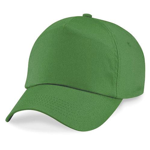 Gorro Beisbol Deluxe verde