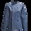Thumbnail: Casaca doble botón de jean