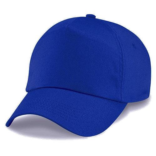 Gorro Beisbol Deluxe azul francia