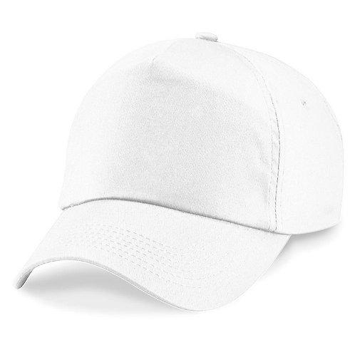 Gorro Beisbol Deluxe blanco