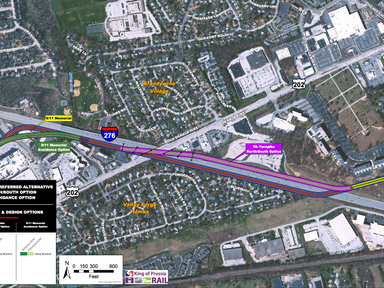 SEPTA board OKs alternative route for King of Prussia line - Curbed Philly