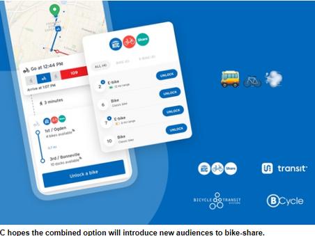 Las Vegas incorporates bike-share and transit payment into single app - SmartCitiesWorld