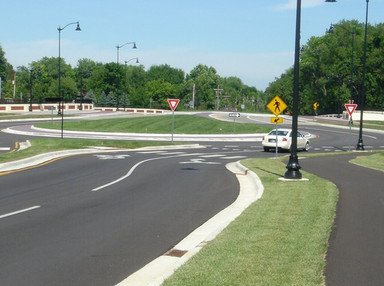 Carmel, IN's secret to reducing traffic fatalities? Roundabouts - Smart Cities Dive