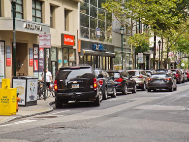 Philly creates new loading zones to ease traffic in Center City - PlanPhilly