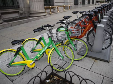 Can dockless and station-based bike-share programs coexist? - Curbed