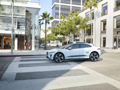 Alphabet will operate a fleet of 20,000 Jaguar cars for its driver less ride-hail service by 2022 -
