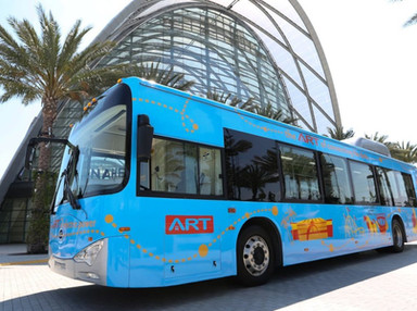 """Fleet Serving The """"Happiest Place On Earth"""" Goes Electric With 42 Buses From BYD - Clean Technica"""