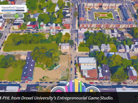This SimCity type game will help players understand urban planning via Philly open data-Technical.ly