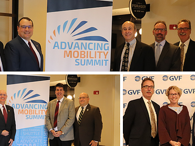 Congresswoman Houlahan, PA State Reps & more discuss PA Transportation at Advancing Mobility Sum