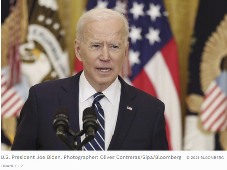 $2 Trillion Infrastructure Plan Most Radical Transp. Shift Since 1950s, Says President Biden -Forbes