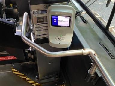 New SEPTA Key Validator Pilot Testing - SEPTA