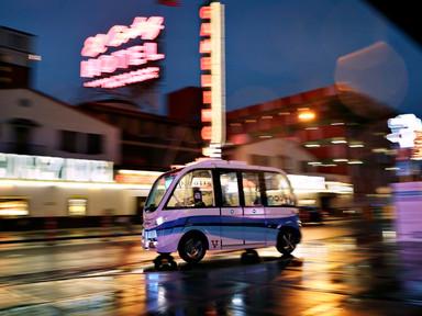 Las Vegas Gambles on a 'Smart City' Technology Makeover - City Lab