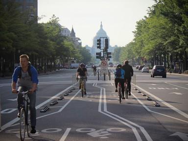 How Washington, D.C., Built a Bike Boom - City Lab