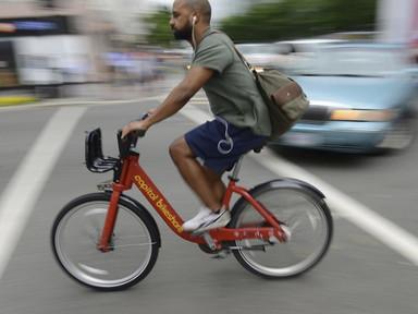 Lyft Just Became America's Biggest Bikeshare Company