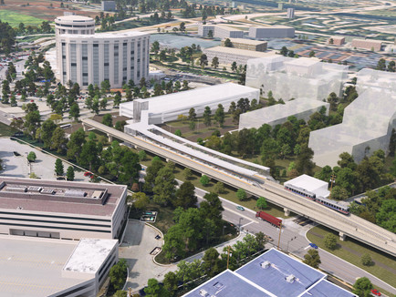 FTA Formally Adopts Final Environmental Impact Statement to Advance the SEPTA King of Prussia Rail