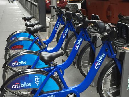 Bill Would Finally Give Bikeshare Transit Dollars - Streetsblog