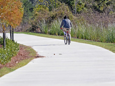 Baton Rouge cycling community, local officials celebrate 'Health Loop' milestone - The Advoc