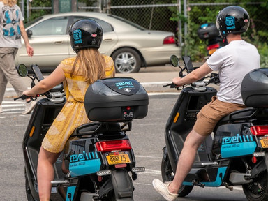 Scoot Aside E-Scooters, Rental Mopeds Are Zooming In - Route Fifty