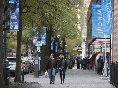 Charlotte Moves toward a Car-Free City Center - Next City
