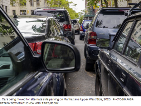 Free Parking Is Killing Cities - CityLab