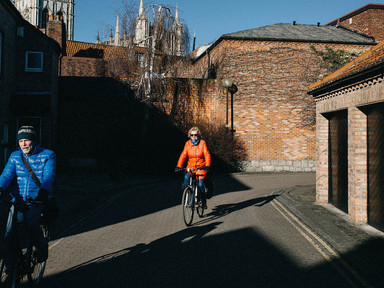 This little British city wants to prove that going car-free isn't just for big downtowns - Fast Comp