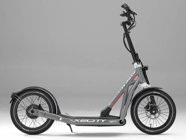BMW's X2City electric kick scooter will go on sale later this year - Treehugger