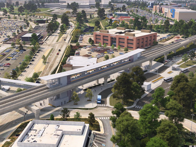 SEPTA to use COVID relief funds to move ahead with King of Prussia rail line - WHYY
