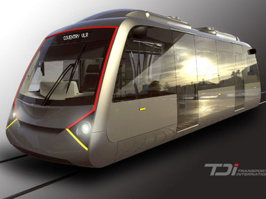 Here's a New Design for a 'Very' Light Rail Vehicle - Next City