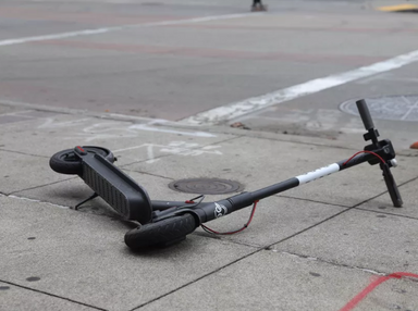 Can autonomous scooters solve sidewalk clutter? - Curbed