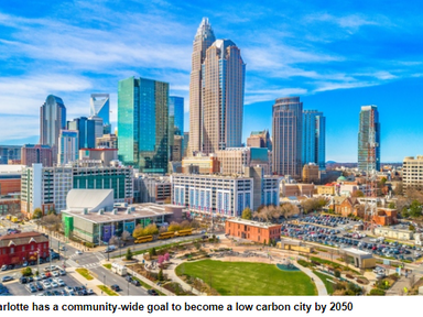 City of Charlotte approves public-private partnership for electric bus pilot -SmartCitiesWorld