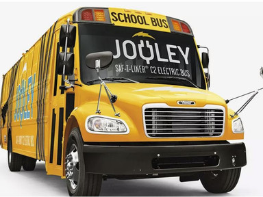 An all-electric yellow school bus will roll out in 2019 - Curbed