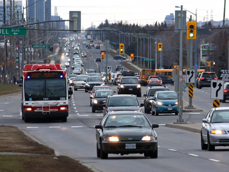 Toronto Plans to Improve Traffic with Smart Technology that Adopts to Congestion