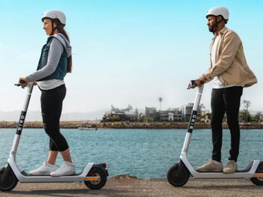 Bird will slow your e-scooter down in high-pedestrian areas like schools - Mashable