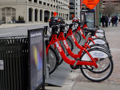 Google Maps now displays bike-sharing locations in 24 cities - Engadget