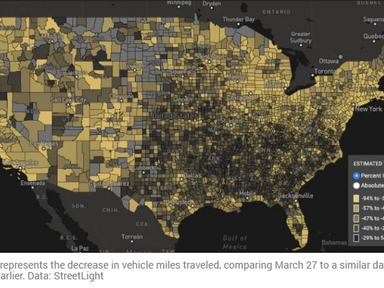 Total Driving is Down in All Major U.S. Cities - Street Blog