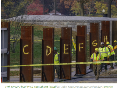 How DC plans to address the impacts of climate change on transportation infrastructure