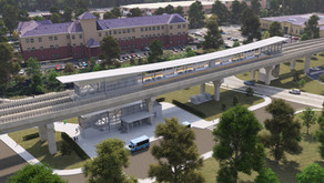 SEPTA Advancing King of Prussia Rail Extension - Railway Age