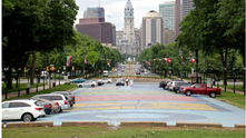 Philly's iconic Ben Franklin Parkway to get a major redesign - Whyy