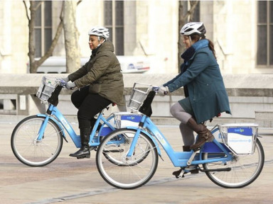 Pedal-Assist Bike-Share Arrives in Philadelphia - Next City