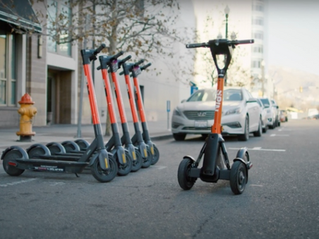 Spin to bring remotely operated e-scooters to cities in 2021 - SmartCitiesWorld