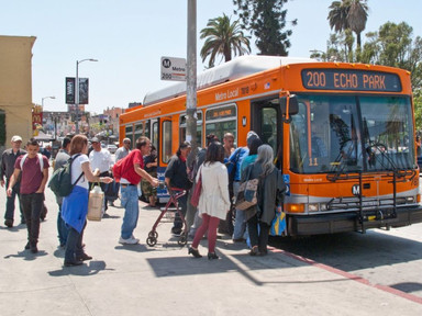 L.A. Explores On-Demand Public Transit - Next City