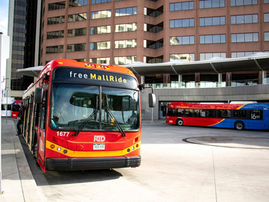 Trains Are Great, But RTD Sees A Future Denver Packed With Bus Rapid Transit - CPR News