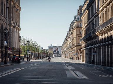 Paris Has a Plan to Keep Cars Out After Lockdown - CityLab