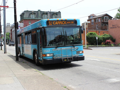 With Potential BRT Grant Funding Uncertain, Port Authority CEO Heads To Washington - Pittsburgh'