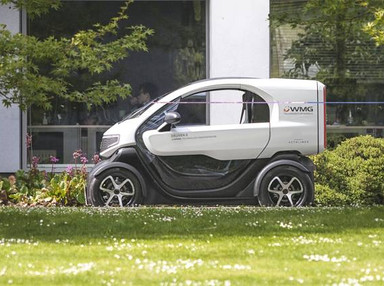 Special DELIVER-E: New electric delivery vehicle prototype is based on a Renault Twizy - TreeHugger